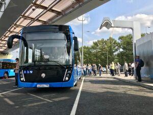 Электробус КАМАЗа обогнал конкурентов и стал лучшим на всероссийской выставке