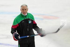 Билялетдинов добился 500-й победы с «Ак Барсом»