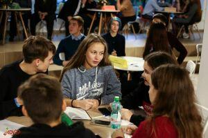 Комсомольцы и молодежь устроили баттл по истории Нижнекамска