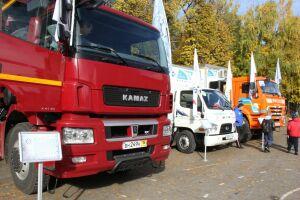 Флагманы машиностроения Татарстана представили свою технику в Зеленодольске