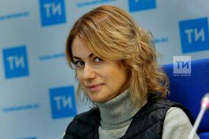 Актриса Анна Ковальчук в Казани: «Нам хочется достучаться до этого прекрасного города»