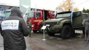 В Казани стартовал автопробег по случаю Дня машиностроителя