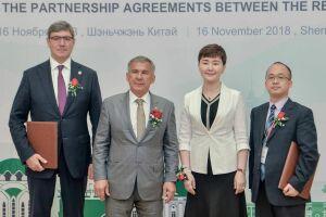 Татарстан договорился осоздании научно-исследовательского центра Huawei