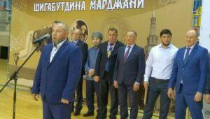 В Казани стартовал Международный турнир по борьбе на поясах