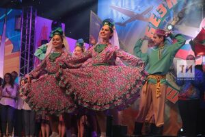 В Казани открылся гала-концерт фестиваля «Наше время – Безнең заман»
