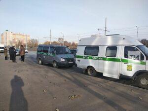 В Казани при помощи «дорожного пристава» арестовали автомобиль за долг в полмиллиона рублей