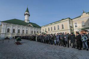 В Казани проходит церемония прощания с Сакиной Шаймиевой