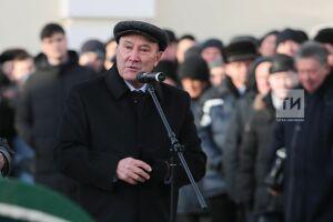 Марат Ахметов: «Сакина ханум была человеком с чистой душой»