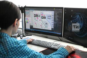 IT-блок национальной сборной WorldSkills приступил к тренировкам в Казани