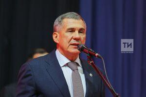 Минниханов: К концу 2020 года в Татарстане будет 22 газовые заправочные станции