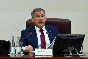 Президент РТ отметил необходимость расшить географию вещания мусульманского телеканала «Хузур ТВ»
