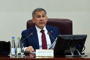 Рустам Минниханов призвал усилить реализацию в Татарстане Стратегии нацполитики РФ