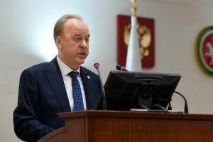 Александр Терентьев: 83% жителей считают ситуацию в Татарстане стабильной