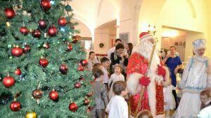 В Национальном музее состоится премьерное новогоднее представление «Айсылу в стране чудес»