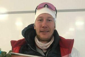 Татарстанский лыжник стал победителем этапа Кубка России