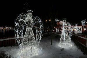 В Набережных Челнах объявили конкурс на лучшее новогоднее оформление