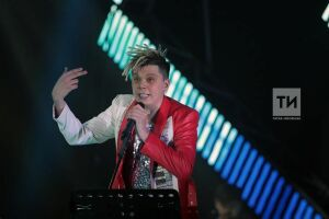 Концерт Элвина Грея в Казани собрал 9 тыс. зрителей