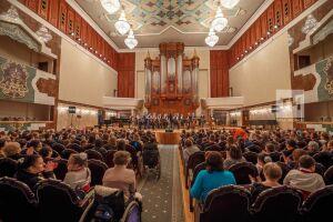Победитель «Доброй волны» Тимур Фазлиев на концерте «Искусство добра»: Давайте будем человечнее