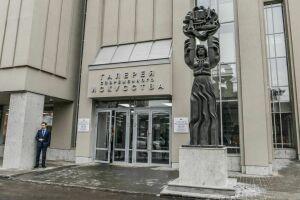 Рустам Минниханов посетил отреставрированную Галерею современного искусства в Казани