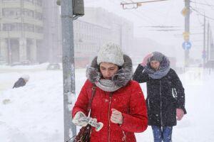 ВТатарстане вечером 7 декабря ожидается сильный снег