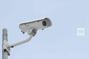 На федеральных трассах в Татарстане заработали камеры системы тотального контроля