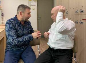 Раиль Садриев хочет пригласить Виктора Сухорукова в Буинск