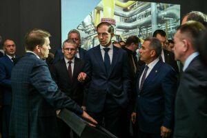 Минпромторг России будет оказывать поддержку татарстанскому «КЗСК-Силикону»