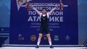В Зеленодольске откроется Всероссийский турнир по тяжелой атлетике