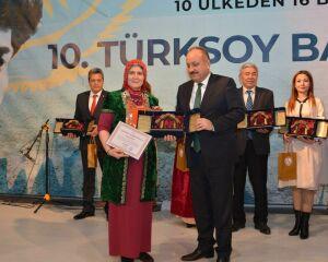 В турецком Кастамону состоялось вручение юбилейной журналистской премии ТЮРКСОЙ
