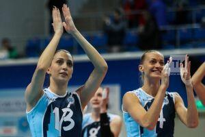 «Динамо-Казань» завершило групповой этап Лиги чемпионов победой над болгарской «Марицей»