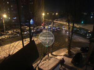 В Казани мужчина открыл стрельбу, есть раненые