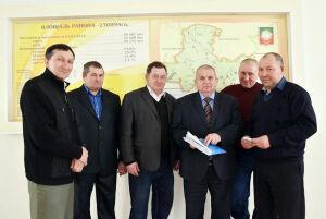 Новым председателем Ассоциации фермеров Нурлатского района избран Михаил Кириллов