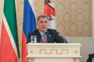Президент РТ о депутатах Казгордумы: «Кто-то делает, а некоторые просто так – пассажиры»