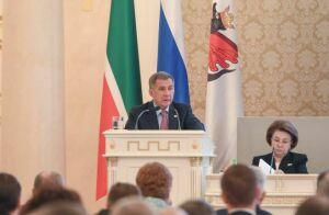 Рустам Минниханов: Парки и скверы должны быть самодостаточными и приносить доход