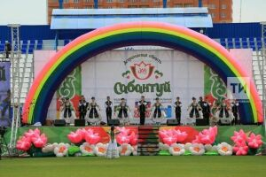 Федеральный Сабантуй отпразднуют в начале июля в Чебоксарах