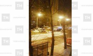 В квартире, которую обстреливал стрелок в Казани, находились трое детей