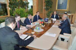 Рустам Минниханов: «Мыпридаем огромное значение развитию сотрудничества сРеспубликой Бангладеш»