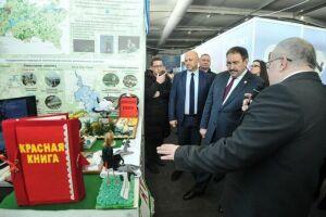 Ввыставке «Рыболов. Охотник» вКазанской ярмарке приняли участие 80компаний