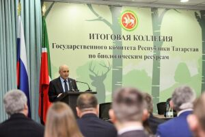 Госкомитет РТпобиоресурсам раскритиковал охотпользователей занизкие зарплаты сотрудников