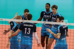 «Зенит» завершил групповой этап Лиги чемпионов без потерь