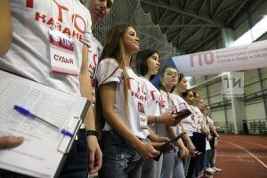В Тетюшах стартовал зимний фестиваль ГТО