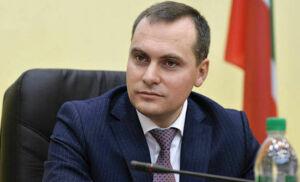 Артем Здунов награжден медалью РТ «За доблестный труд»