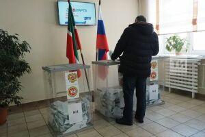Средняя явка на выборах Президента РФ достигла 51,9 процента