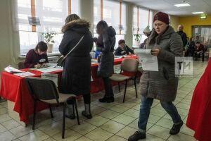 В Татарстане на 18.00 проголосовали почти 70 процентов избирателей