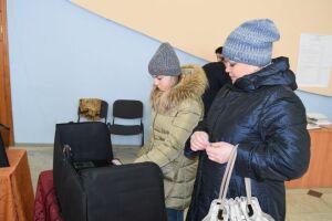 Жители Алексеевского района РТ выберут Президента с помощью электронных комплексов
