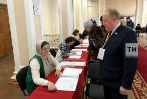 Миссия от СНГ: Выборы в Татарстане проходят очень организованно