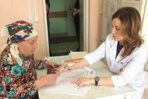 Более 10 тысяч пациентов Татарстана выберут Президента России в больницах
