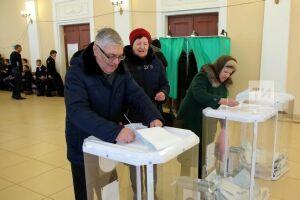 Татарстан стал лидером появке вевропейской части России на12.00