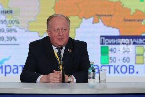 Миссия наблюдателей от СНГ: «Мы не заметили серьезных нарушений»