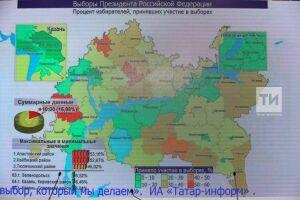К 10 часам в Татарстане проголосовало почти 16 процентов избирателей